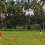 Kontingen Tim Olahraga Desa Kelarik akan Mengikuti Turnamen Bola Sepak dan Voli di Pulau Tiga