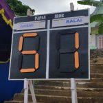 Tim bola sepak Kelarik kandaskan Desa Balai dengan skor 5-1